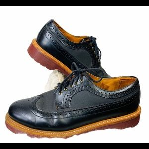 Dr Martens Alfred Wingtip Leather Oxford